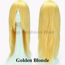 Long Cosplay Hair Wig Ombre Curly Wave Synthetic Hair Hallowen Costume Party 88w
