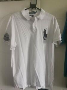 Wimbledon Ralph Lauren Men's Polo Shirt