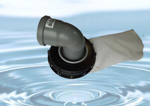 DECKEL FILTER für IBC WASSERTANK versch. Varianten Wassertank Dachrinne #727