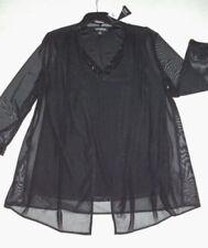 Polyester V-Neckline Beaded Tops for Women