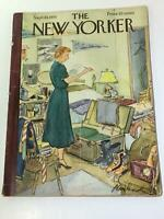 The New Yorker September 10 1955 Full Magazine/Theme Cover Perry Barlow
