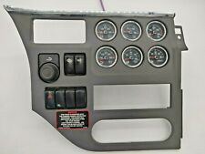 2015 PETRBILT 579 DASH PANEL USED IN GOOD CONDITION WITH GAUGES
