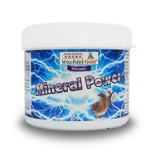 Mineral Power 250g | WachtelGold - mit wichtigen Mineralien und Spurenelementen