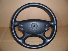 Mercedes CLK W209 SL R230 Lederlenkrad Lenkrad Airbag 2304600503 2308600002 Mopf