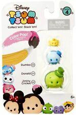 Tsum Tsum Series 4 Color Pop Dumbo, Donald & Jiminy Cricket Minifigure 3-Pack