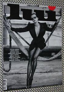 LUI France Magazine, SYLVIA HOEKS, Cedric Villani, Yvan Attal, ASLAN art