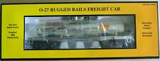 MTH Rail King Shell Tanker Car New Ships FREE in US