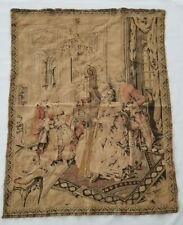 Vintage French Music Class Scene Wall Hanging Tapestry (129X100cm)