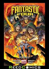 FANTASTIC FOUR VOLUME 3 DOOMED GRAPHIC NOVEL New Paperback Collects (2012) #9-16