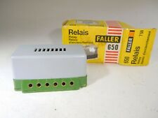 ++ Faller 650  Relais - NEU  OVP