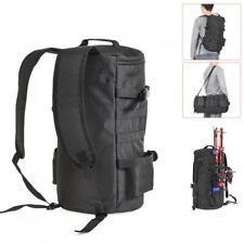 23L Waterproof Fishing Tackle Backpack Storage Bag Outdoors Cylinder Backpack