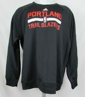 Portland Trail Blazers Men's Climawarm Sweatshirt NBA Adidas Flawed
