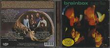 brainbox - second album  + 4 bonus CD