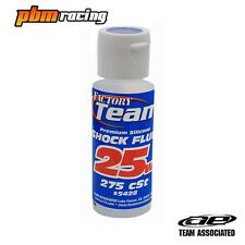 Team Associated Factory Team 25 Weight RC Silicone Choc Huile Bouteille 2 oz (environ 56.70 g) AS5428