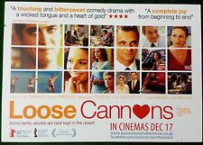 POSTCARD - LOOSE CANNONS - PECCADILLO PICTURES - Pre Release Card - Movie UK