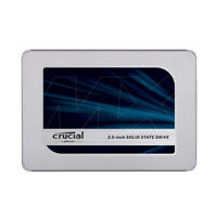 Crucial MX500 250GB 3D NAND SATA III 2.5-Inch Internal SSD CT250MX500SSD1