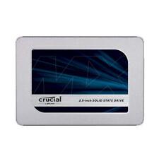 Crucial MX500 250GB 3D NAND SATA III 2.5-Inch Internal SSD CT250MX500SSD1