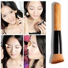 foundation professional makeup brush set bamboo tools Cosmetic Kabuki brushes