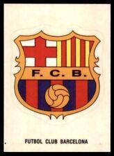 Panini Futbol 92-93 (España) Escudo Futbol Club Barcelona Nº 7