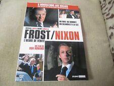 Dvd FROST / NIXON : L'HEURE DE VERITE Michael SHEEN, Frank LANGELLA / Ron HOWARD