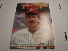 Mike Schmidt Night May 26 1990 Phillies Today Program 090117jh