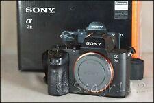 Sony Alpha A7 II 24.3MP Full Frame Digital Camera - Body Only - Near Mint