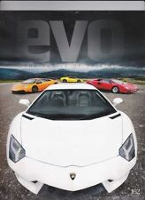 November Evo Cars, 2000s Magazines
