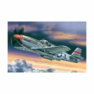 Icm Icm48121 Mustang P-51C WWII American Fighter 1/48