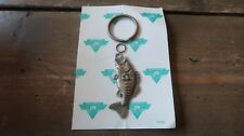 Vintage NWT North American Fishing Club Bass Key Chain