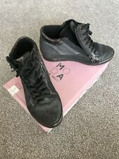 Moda in Pelle Suede Hi Top Sneaker (Fontro)  Ankle UK 5 EU38