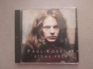 cd  KOSSOFF PAUL STONE FREE
