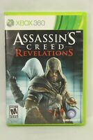 Assassin's Creed Revelations (Microsoft Xbox 360, 2011) Complete