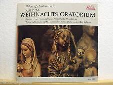 ★★ LP - JOHANN SEBASTIAN BACH - Weihnachts-Oratorium / Christmas Oratorio - 1960
