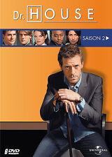 19977 // DR DOCTEUR HOUSE SAISON 2 COFFRET 6 DVD