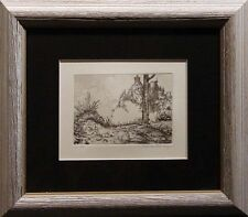 "Charles Bragg ""The Capture"" Hand Signed w/custom frame MAKE AN OFFER!"