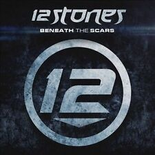 12 Stones: Beneath the Scars, CD, new & sealed, Aussie seller