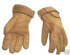 GENTS VIPER SPECIAL OPS GLOVES sand tough military kit Heavy duty Mens Large