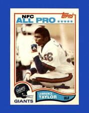 1982 Topps Set Break #434 Lawrence Taylor EX-EXMINT *GMCARDS*