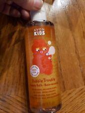 Avon Kids Bubble Trouble Bubble Bath Apple Burst New Factory Sealed 8 oz