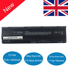 12 Cell Laptop Battery for HP 593553-001 593554-001 COMPAQ Presario CQ42 CQ32