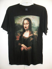 DC Men's S/S T-Shirt MONA CHOLIZA - BLK - Medium - NWT