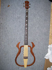 Bass guitar, 4 string, Unique  body