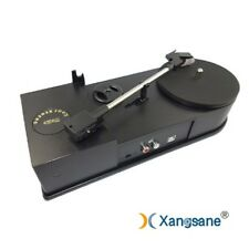 33/45RPM Vinyl Turntable Record Player Music to MP3 Stereo Work with Windows Mac