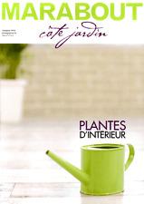 MARABOUT côté JARDIN * PLANTES d'INTÉRIEUR * RARE *Adrienne Wild & Marie O'Hara