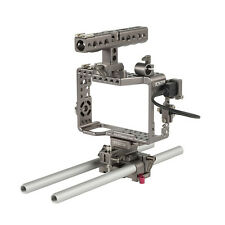 Tilta Pro Handheld Camera Cage Rig for Sony a7R/a7RII/a7S Silver