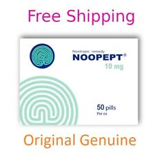 NOOPEPT 👽 10 mg (50 tab.) OTC Made in Russia
