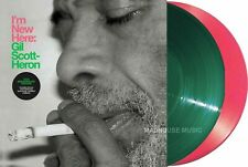 Gil Scott-Heron - I'm New Here - 10th Anniversary 2 x Coloured Vinyl LP *NEW*