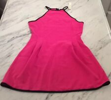 Hot Pink Juniors Party Club new NWT size medium monteau
