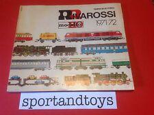 RIVAROSSI CATALOGO 1971/72 OTTIMO STATO PAGINE 96