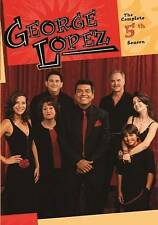 The George Lopez Show: The Complete Fifth Season (DVD, 2015, 3-Disc Set)